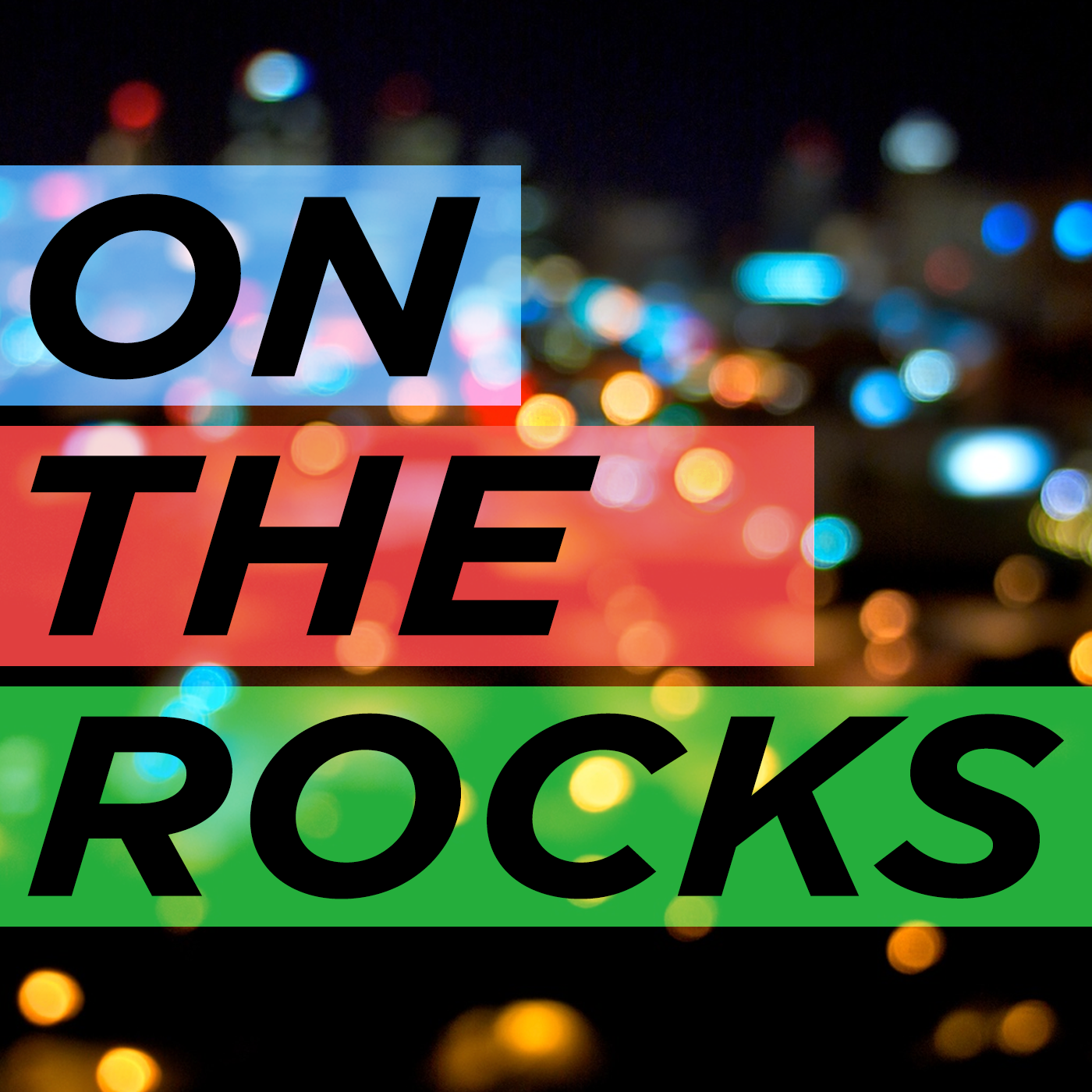 On The Rocks with New Media Rockstars - Audio